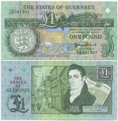 Guernsey currency